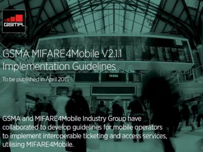 GSMA MIFARE4Mobile V2.1.1 Implementation Guidelines